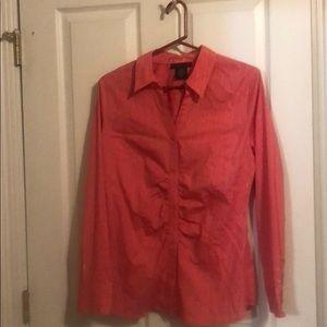 🌺3 for $15$ Women's collared dress shirt
